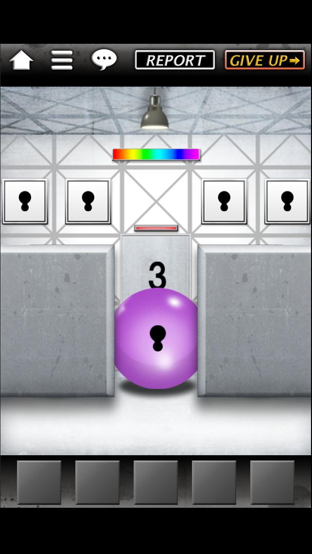 脱出ゲーム WHITEROOMのスクリーンショット_3