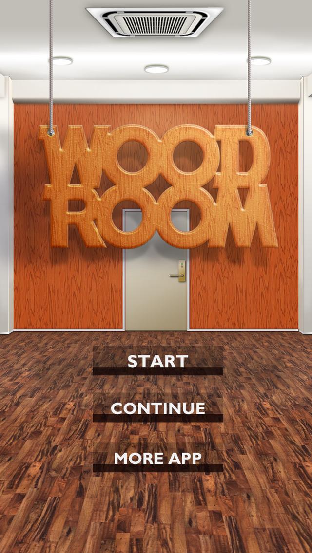 脱出ゲーム WOODROOMのスクリーンショット_1