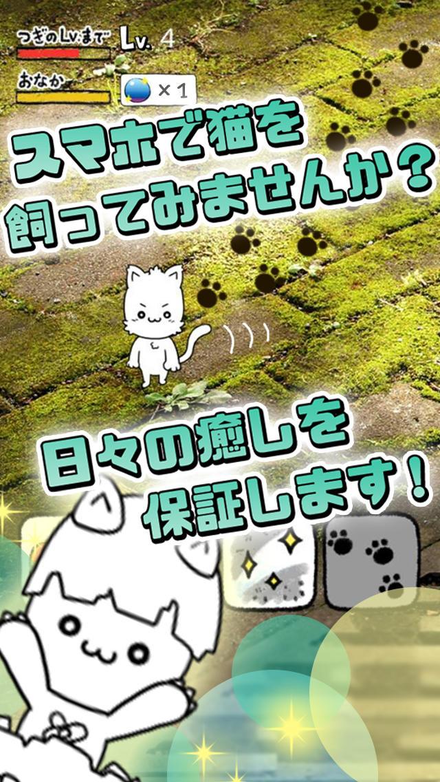 にゃんこ日和〜ほのぼの子猫育成ゲーム〜のスクリーンショット_2