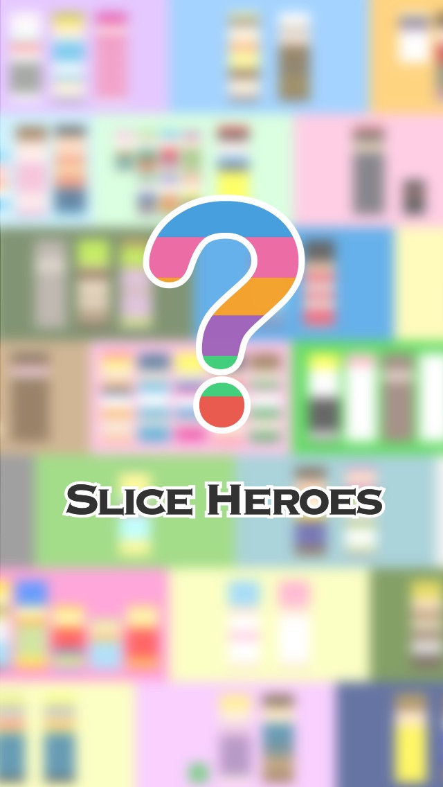 Slice HEROES!!のスクリーンショット_4