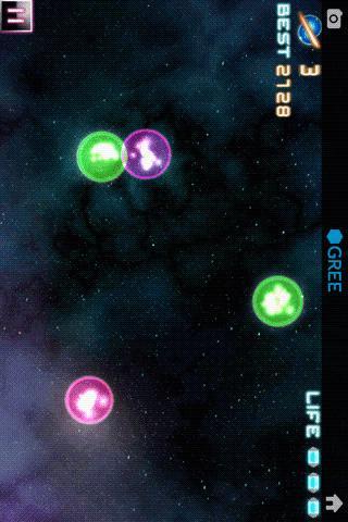 CosmoLightningのスクリーンショット_4