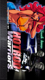HOTROD WarriorSのスクリーンショット_1