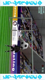モーションサッカーのスクリーンショット_1