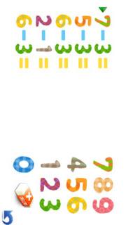 算数を楽しもう!~音と目で楽しむ子どものための学習アプリ~のスクリーンショット_2