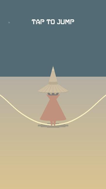 Mage Jump Rope -マホウとナワトビ-のスクリーンショット_5