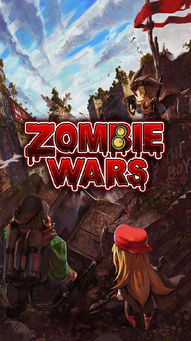 ZOMBIE WARSのスクリーンショット_1