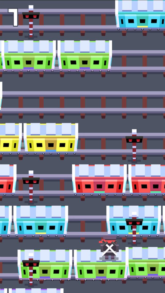 Subway Ninja Jump 〜無限に続く忍者タップアクションゲーム〜のスクリーンショット_3