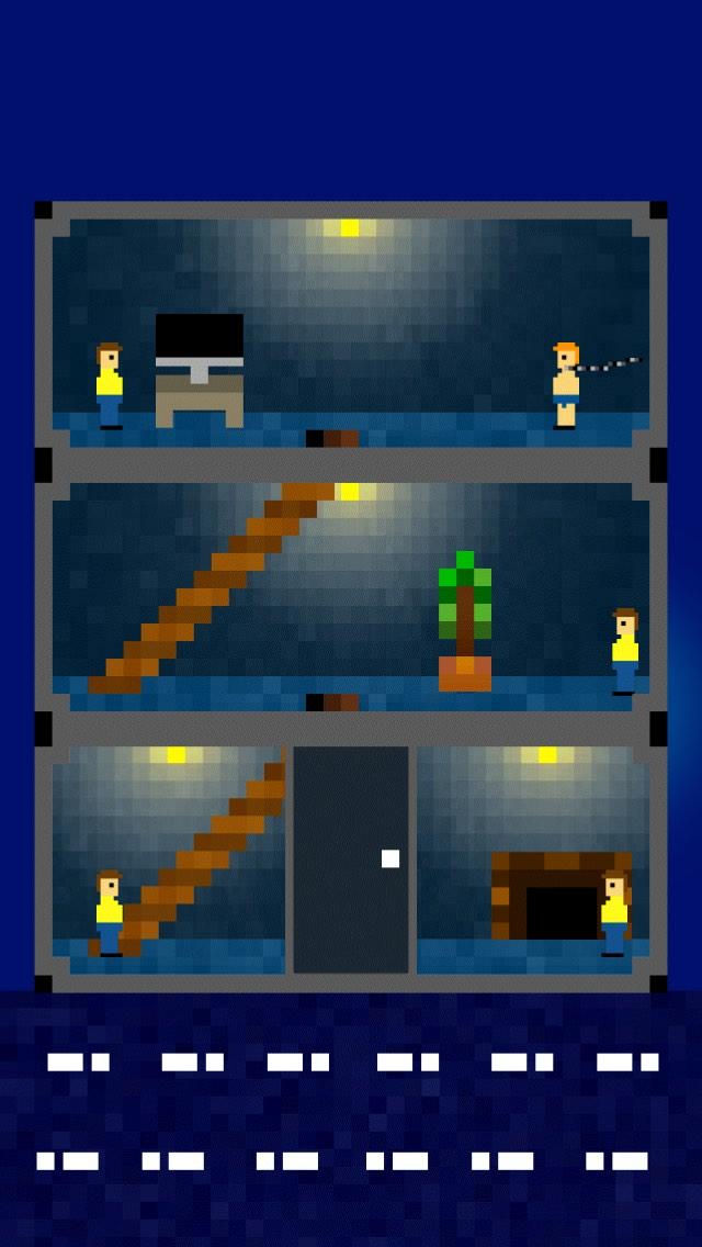 脱出ゲーム「ミツカッチャッタwww」のスクリーンショット_3