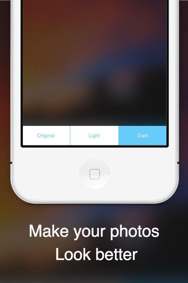 BlurEffect -ぼかしカメラ 簡単に写真加工できちゃう -のスクリーンショット_2