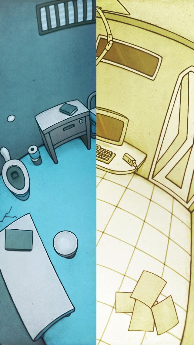 脱出ゲーム 「クローズド・ルーム」のスクリーンショット_4