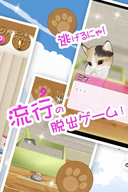 脱出ゲーム 猫が逃げた夏。のスクリーンショット_3