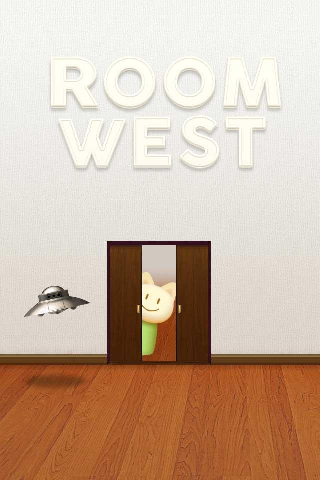 脱出ゲーム ROOM WESTのスクリーンショット_1