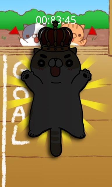 こちょねころがし〜かわいい猫アプリ〜のスクリーンショット_3