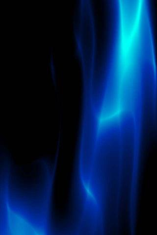 Flame Blue ライブ壁紙のスクリーンショット_2