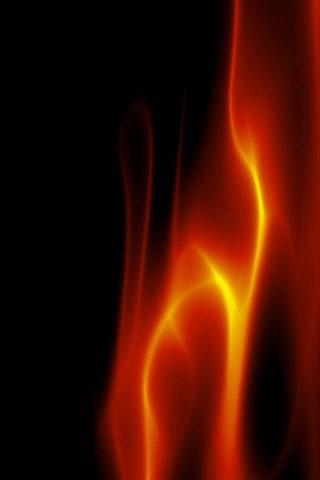 Flame Red ライブ壁紙のスクリーンショット_1