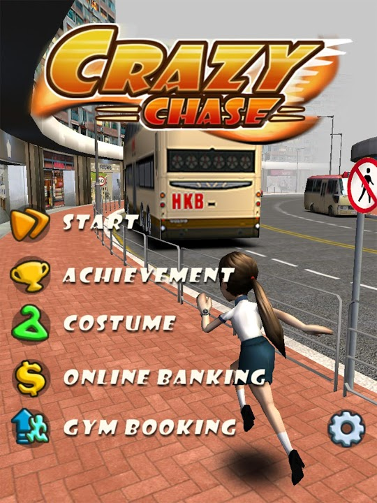 Crazy Chaseのスクリーンショット_1