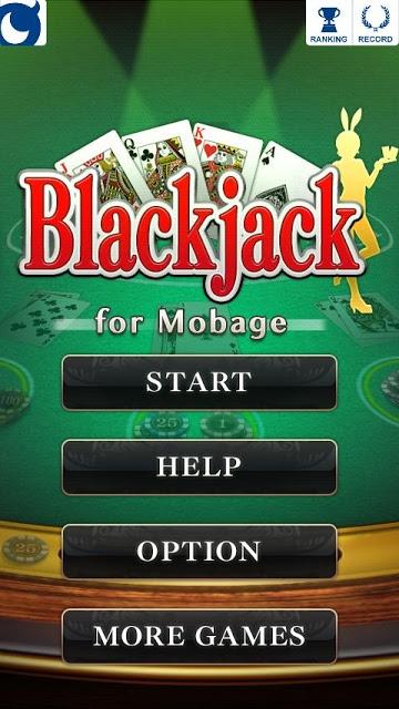 ブラックジャック[本格カジノゲーム]のスクリーンショット_1
