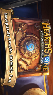 Hearthstone: Heroes of Warcraftのスクリーンショット_1