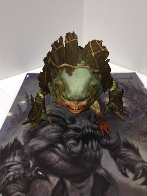 Blizzard AR Viewerのスクリーンショット_4