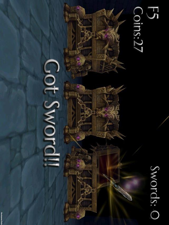 Mimic Tower: 宝箱をタップのスクリーンショット_2