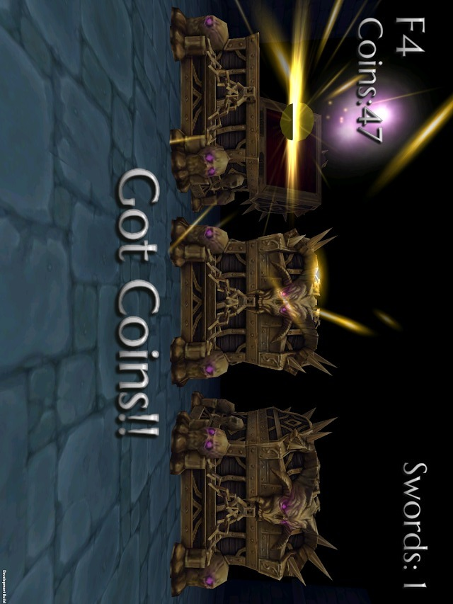Mimic Tower: 宝箱をタップのスクリーンショット_3