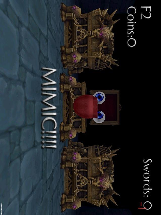 Mimic Tower: 宝箱をタップのスクリーンショット_4