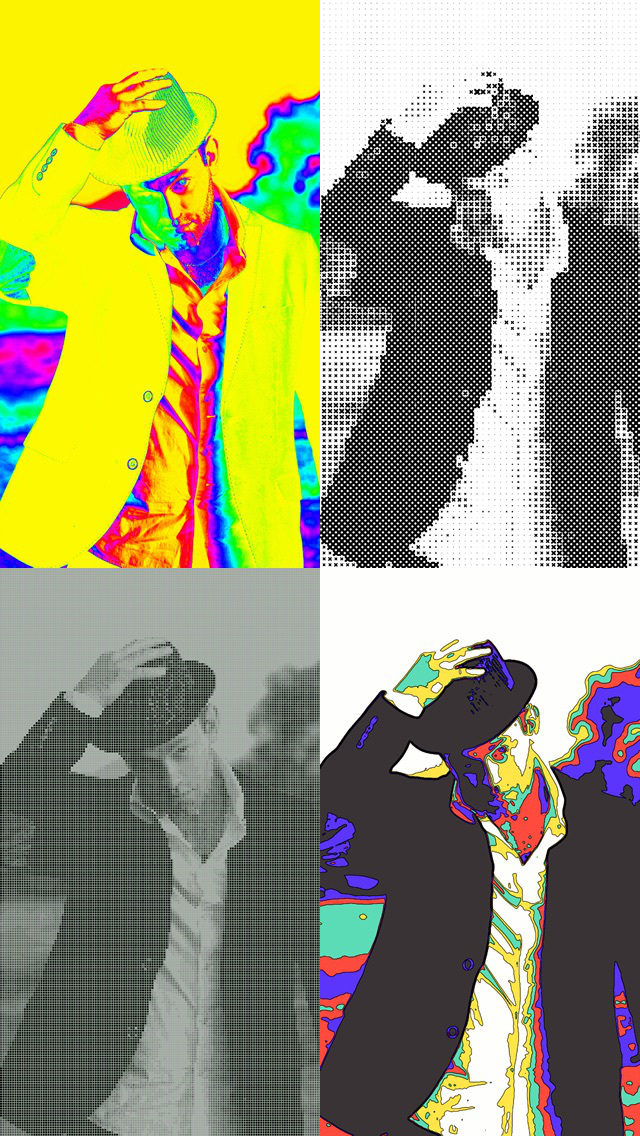 FILTIST - 多彩なフィルターで動画撮影をもっと楽しく!のスクリーンショット_3