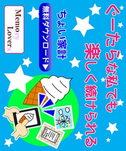ちょい家計(choikake)のスクリーンショット_4