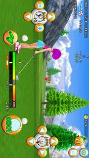 Golf MODELA -Golf Game -Craft golf courseのスクリーンショット_2