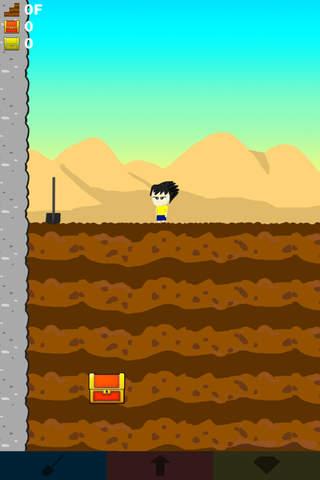 ディグマン 無限回廊脱出ゲームのスクリーンショット_1