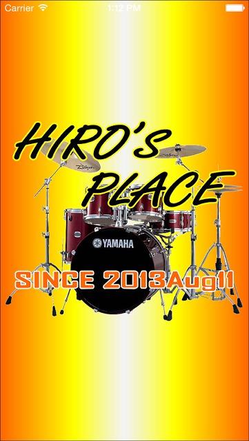 HIRO's PLACEのスクリーンショット_1