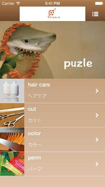 puzle hairのスクリーンショット_2