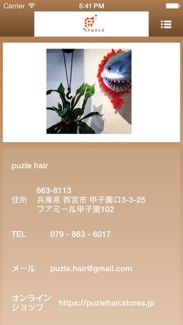 puzle hairのスクリーンショット_3