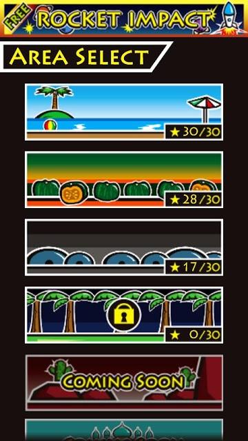 Rocket Impactのスクリーンショット_2