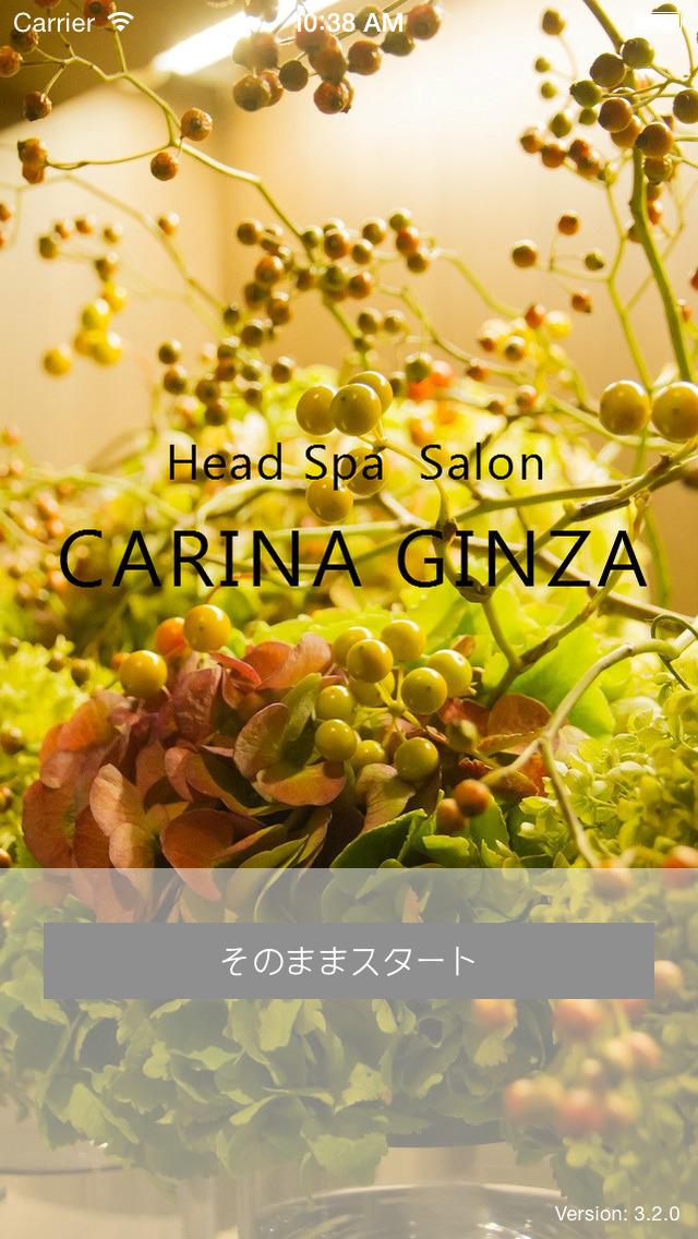 CARINA GINZAのスクリーンショット_1