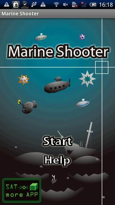 Marine Shooterのスクリーンショット_1