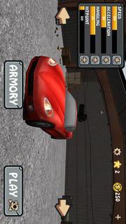 バトルカーレック - カーコンバットアクション Battle Car Wreckのスクリーンショット_1
