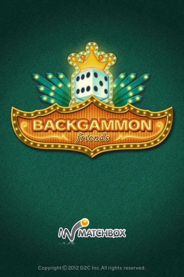backgammon friendsのスクリーンショット_1