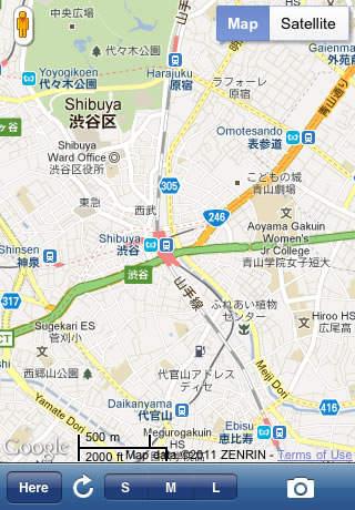 Map2Picのスクリーンショット_1