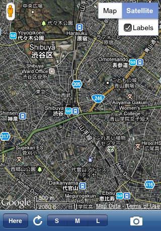 Map2Picのスクリーンショット_3