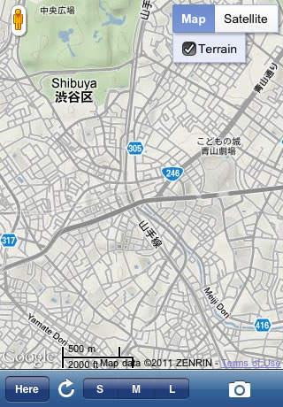 Map2Picのスクリーンショット_4