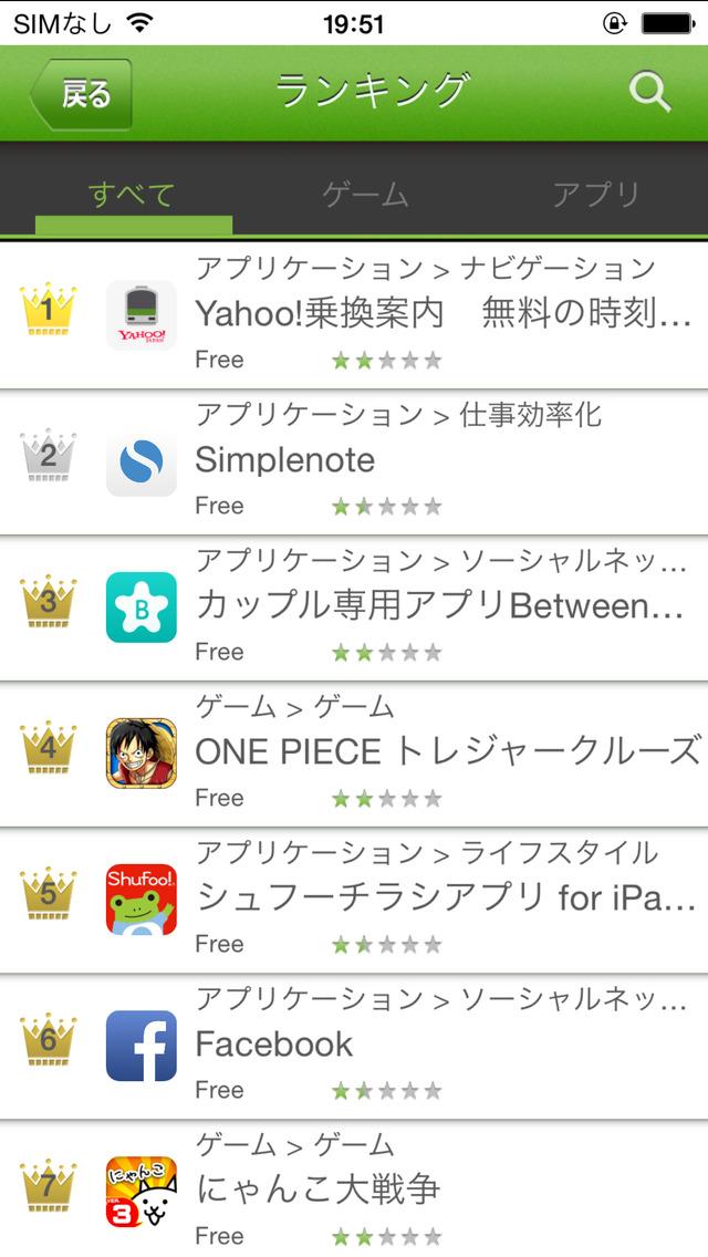 giveAppのスクリーンショット_5