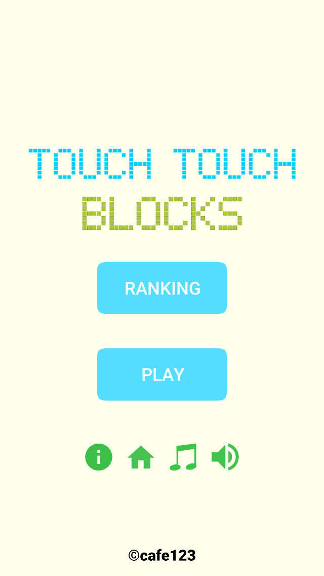 Touch Touch Blocksのスクリーンショット_1