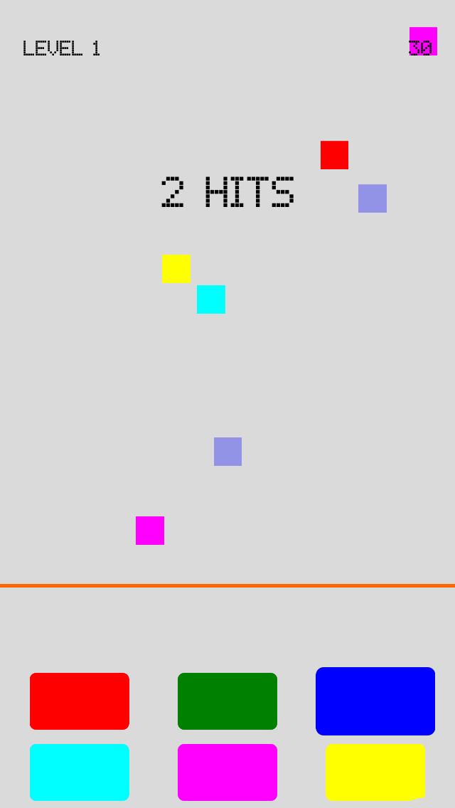 Touch Touch Blocksのスクリーンショット_3