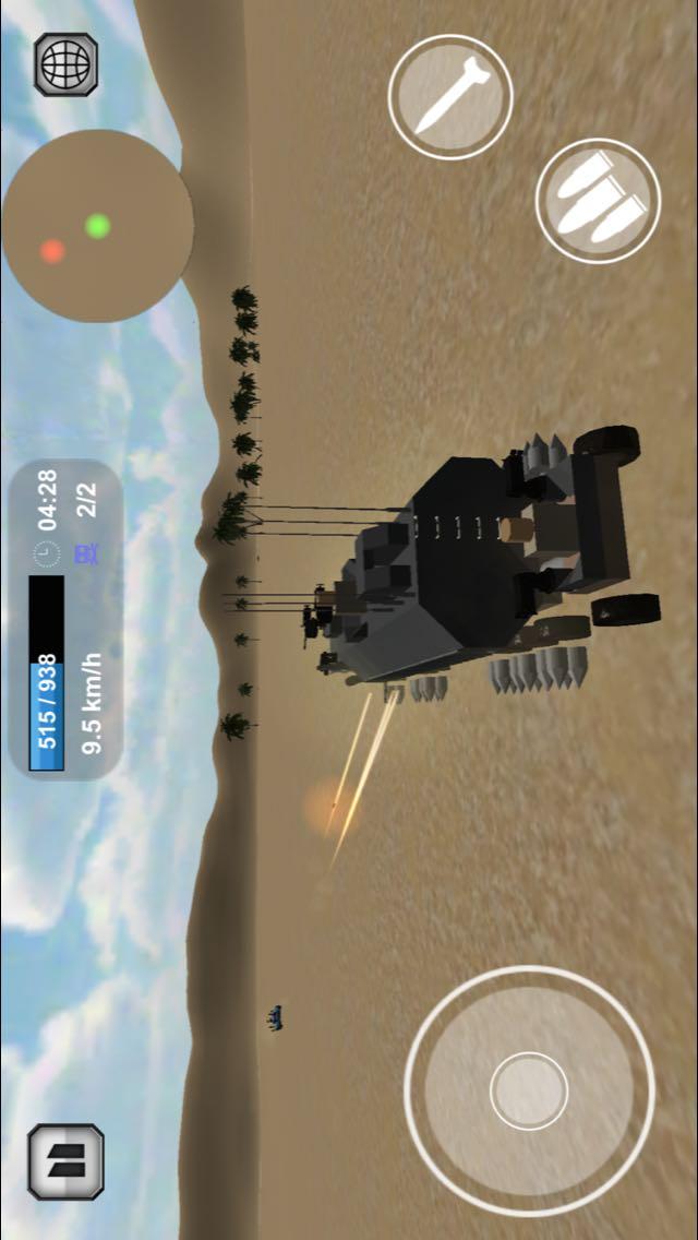 Battle Car Craftのスクリーンショット_2