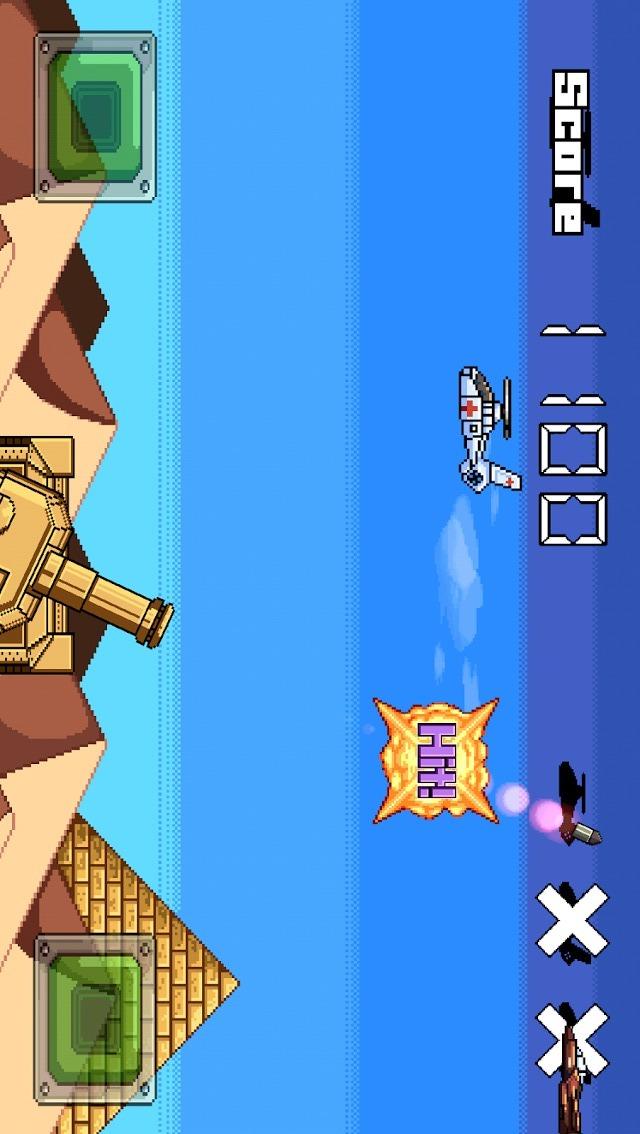 Dot Tank 【ドット絵のカジュアルアプリ】のスクリーンショット_3