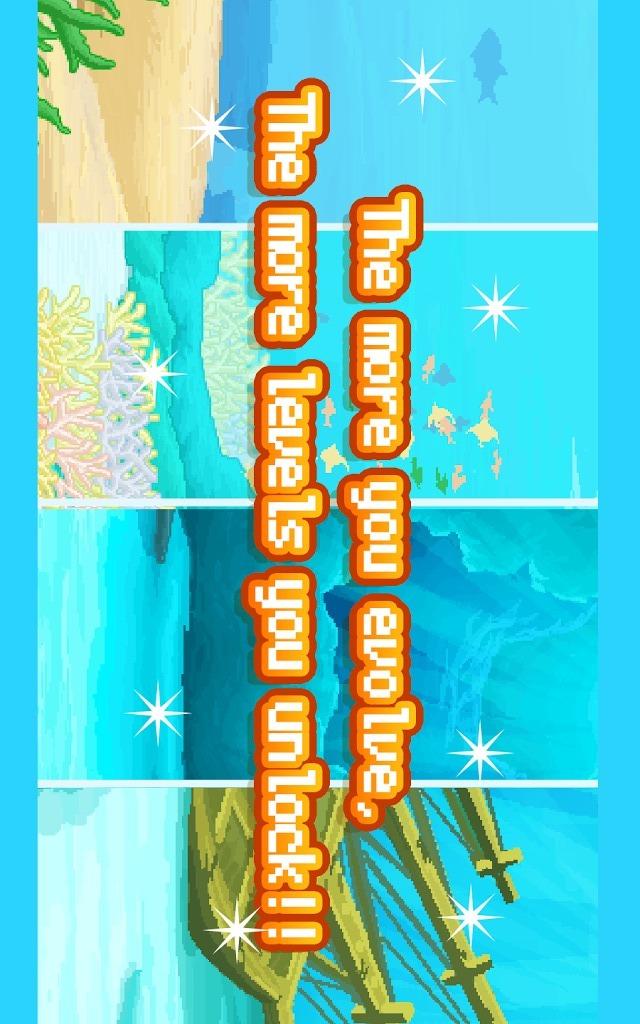 Survive! Mola mola!のスクリーンショット_5