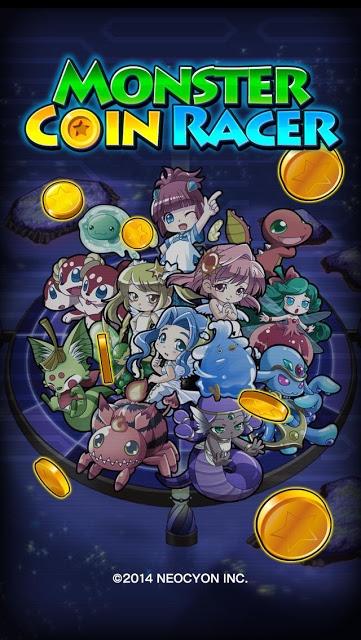 Monster Coin Racer BetaTestのスクリーンショット_1