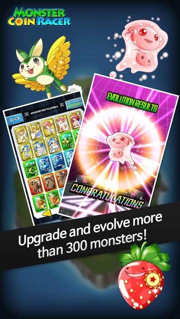 Monster Coin Racer BetaTestのスクリーンショット_2