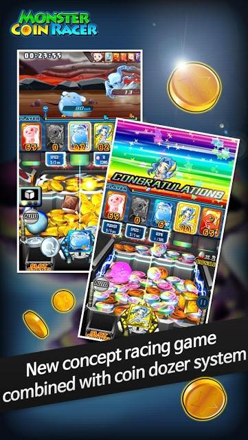 Monster Coin Racer BetaTestのスクリーンショット_3